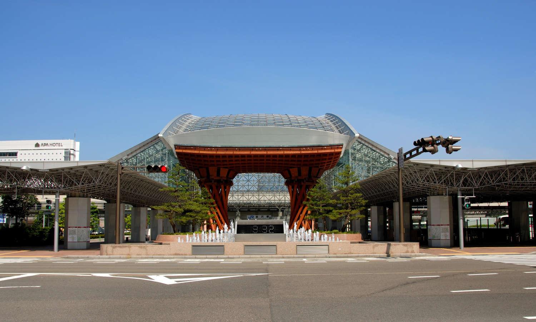 北陸新幹線も通る便利な駅、金沢駅周辺の美味しいランチ5選!のサムネイル画像