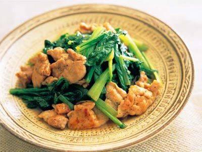 栄養も食べごたえも十分!豚肉と小松菜の絶品人気レシピ特集!のサムネイル画像