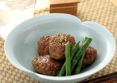 一緒に入れる食材で食感を楽しもう!豚ミンチつくねのレシピ集のサムネイル画像