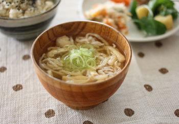使い方は煮物だけじゃない?切り干し大根を使った味噌汁レシピ!のサムネイル画像