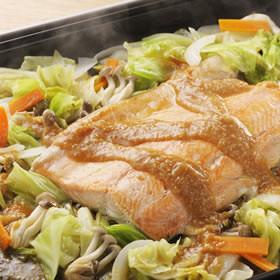 野菜をたっぷり摂れる!美味しい具沢山な鮭のちゃんちゃん焼き5選のサムネイル画像