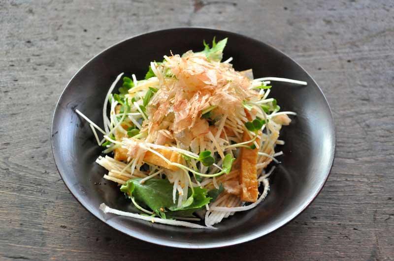 大根サラダに最適な部位を使って、美味しく作る大根サラダのレシピ♪のサムネイル画像