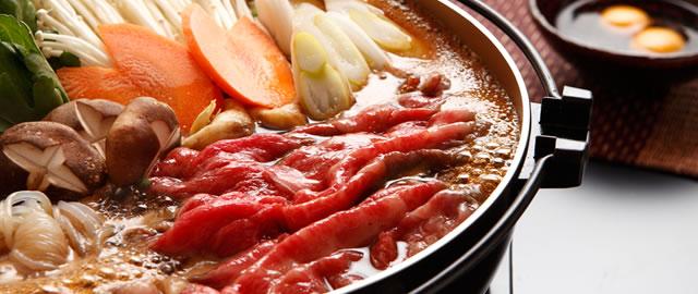 いろいろなお肉の部位でもとっても美味しい!すき焼きレシピ5選のサムネイル画像