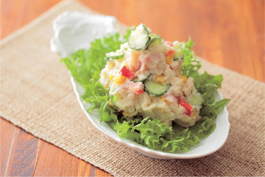 女子に人気のサラダの定番!ポテトサラダの人気レシピ特集!のサムネイル画像