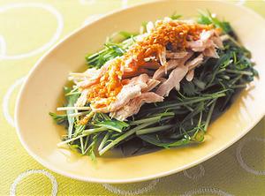 蒸し鶏を使った、低カロリーな料理はいかが?簡単レシピ5選!のサムネイル画像