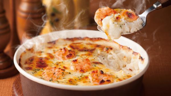 熱々でとろとろなソースとご飯が絡んだ、魅惑のドリアの作り方。のサムネイル画像