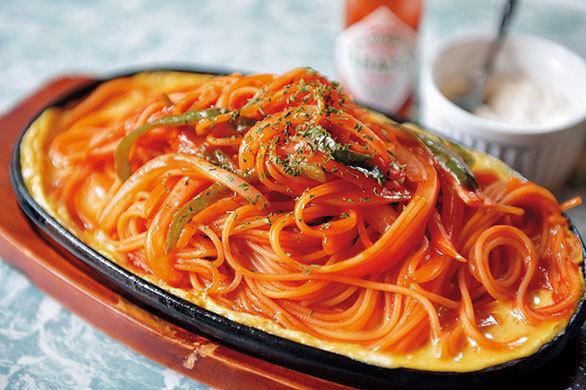 まるで洋食屋さんみたい!ナポリタンの絶品人気レシピ特集!のサムネイル画像