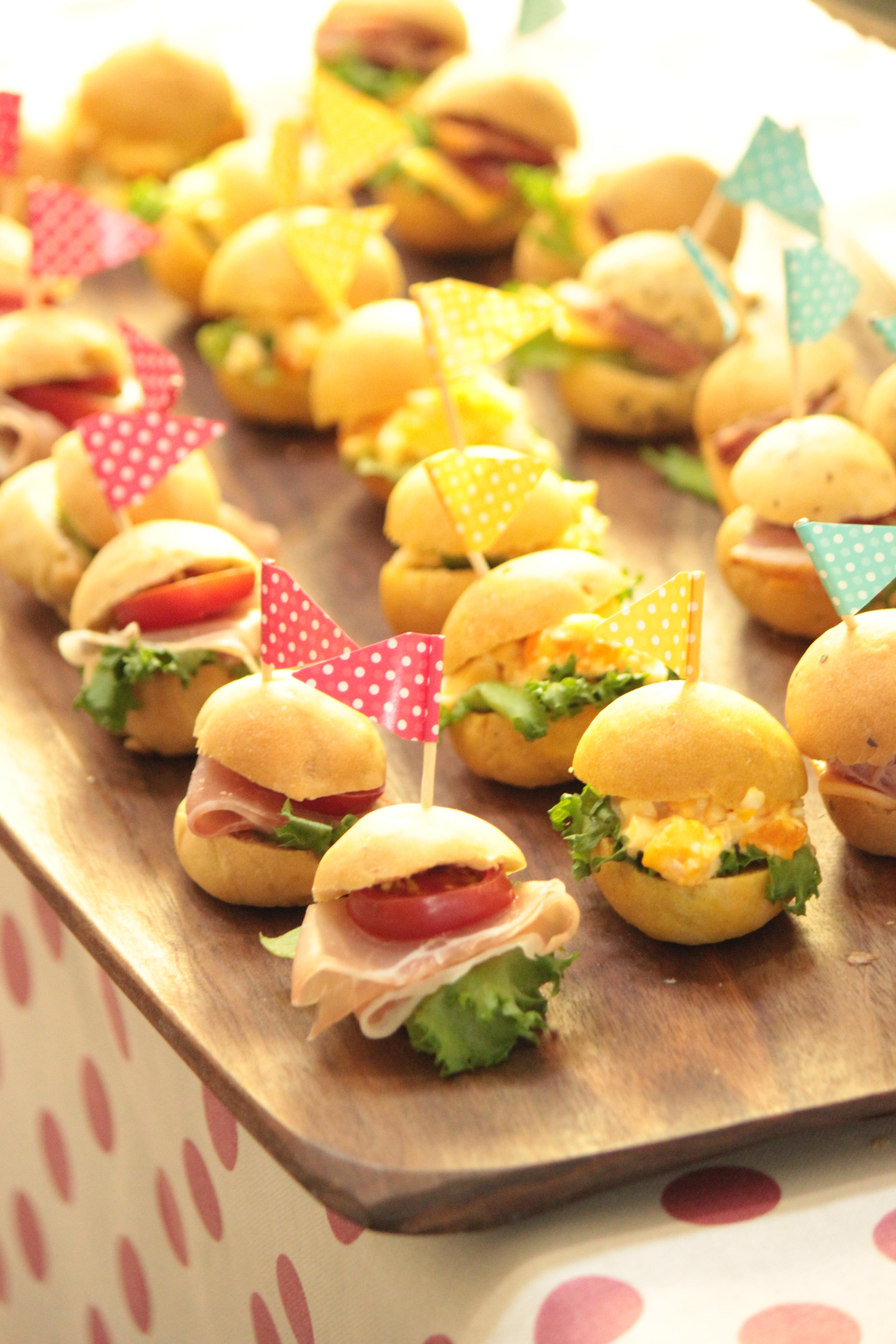 超かわいい!食べやすさも魅力 ひとくちサンドイッチの作り方のサムネイル画像