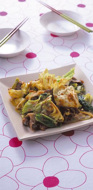 キャベツがモリモリ食べられる、人気のレシピを集めました!のサムネイル画像