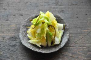 意外な活用法たくさん!白菜の漬物を使ったアレンジレシピ4選のサムネイル画像