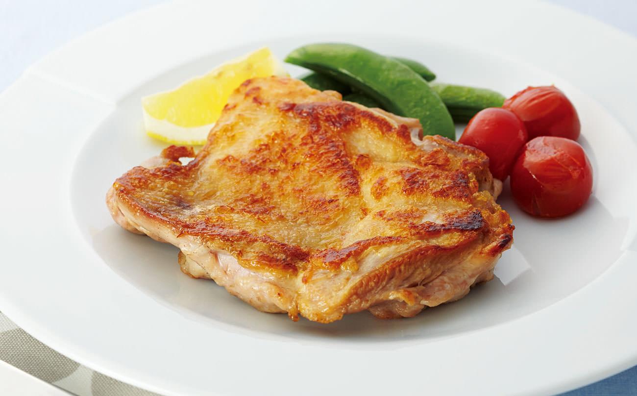 おいしいチキンをたっぷり頂きましょう! チキンソテー満腹レシピのサムネイル画像