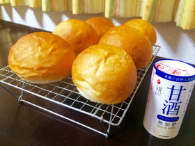 ガス抜きって難しい?パン作り初心者も安心の、簡単レシピです。のサムネイル画像