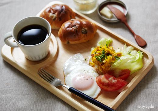 忙しい朝にも手軽に作れる簡単朝ご飯 レシピをご紹介します!のサムネイル画像
