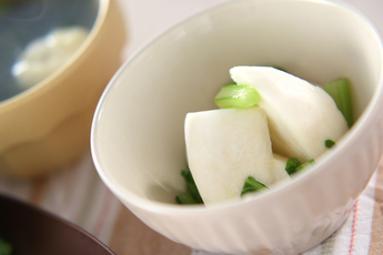 かぶを使った、煮ても和えても美味しい大人気のレシピを一挙大公開!のサムネイル画像