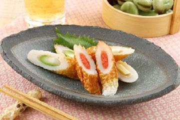 竹輪を使った、煮物にもサラダにも使える絶品おすすめレシピ5選のサムネイル画像