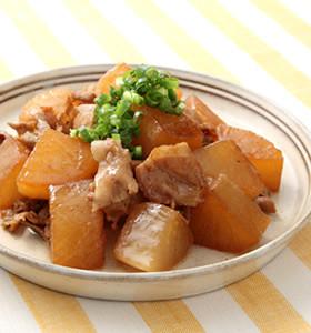 栄養豊富!みずみずしい食感の大根を使ったおすすめ簡単レシピ特集のサムネイル画像