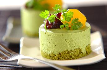 夏のデザートはコレで決まり!抹茶を使ったデザート&ドリンクレシピのサムネイル画像