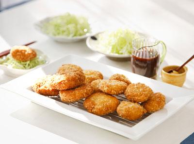 今晩早速作りたい!絶対美味しいメンチカツの人気レシピ特集!のサムネイル画像