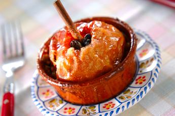 そのリンゴ、焼いてみませんか?おすすめ焼きリンゴレシピご紹介のサムネイル画像