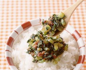 捨てないで!実は栄養満点の大根の葉っぱを使った、人気のレシピ5選のサムネイル画像