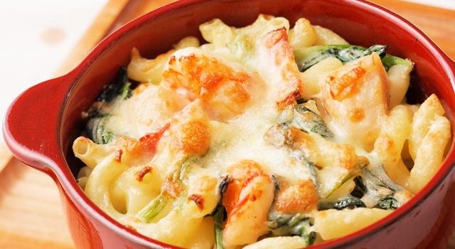 色々な形状も楽しみのうち!美味しいマカロニレシピをご紹介!のサムネイル画像