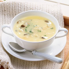 ヘルシーで飲みやすい、体に優しい豆乳スープのレシピまとめのサムネイル画像