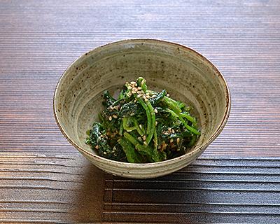鉄分が豊富なほうれん草を美味しく!人気のおすすめレシピ5選!のサムネイル画像