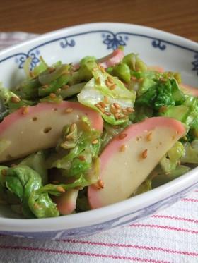 切ってそのまますぐ使える!かまぼこを使った簡単美味しいレシピ5選のサムネイル画像