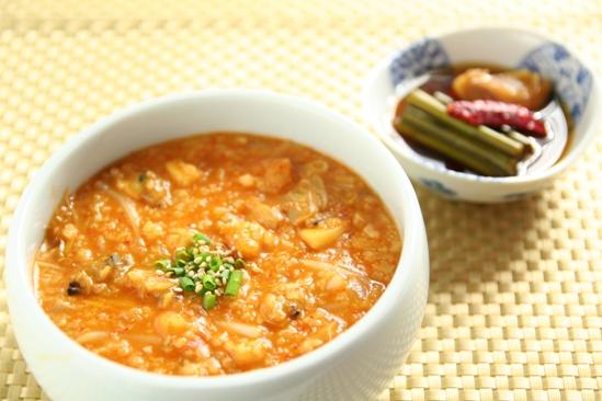 風邪の時にも!ダイエットの時にも!おかゆの人気レシピ特集!のサムネイル画像