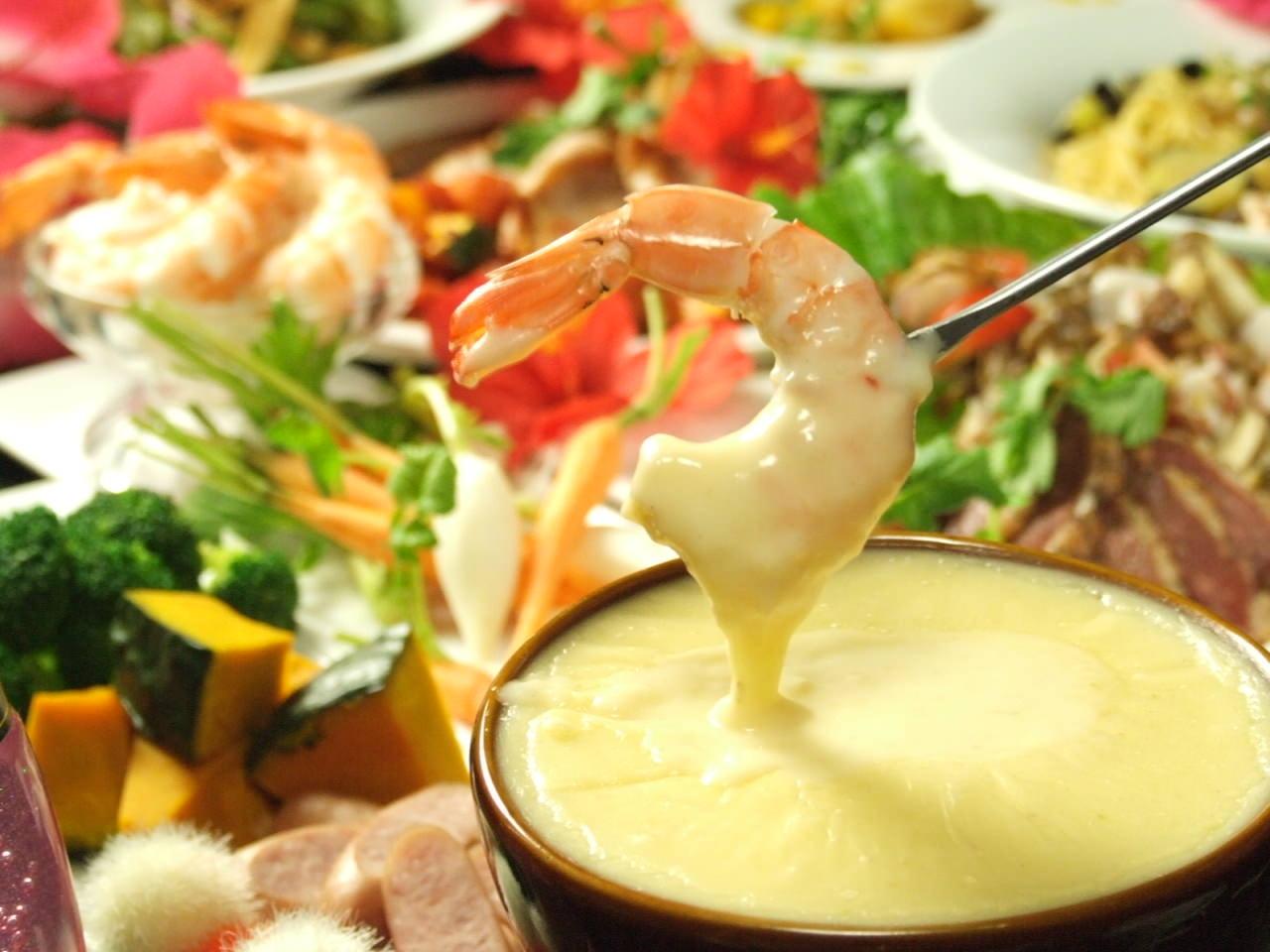チーズフォンデュにぴったりな具材は?オススメの具材をご紹介!のサムネイル画像