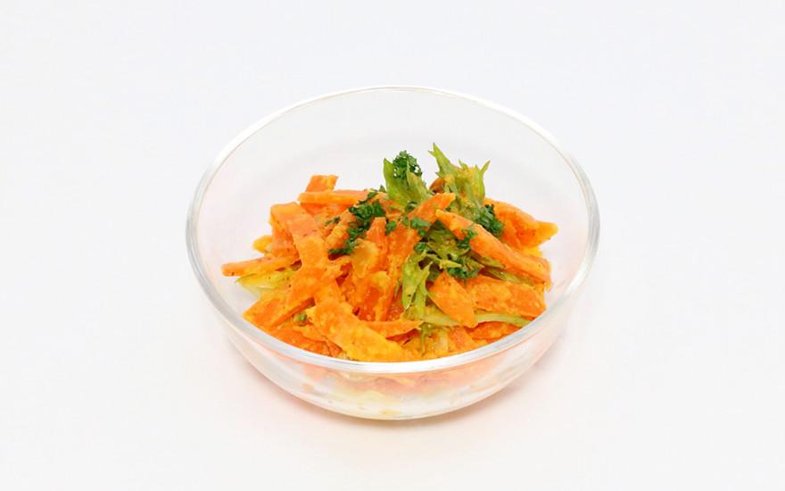 大量消費したいときに!オシャレで美味しい、人参サラダのレシピ5選のサムネイル画像