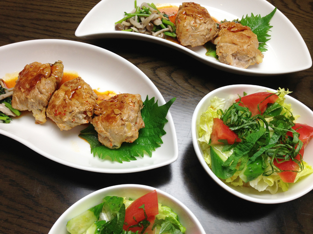 栄養バランスも◎低カロリーのダイエットメニューレシピ特集!のサムネイル画像