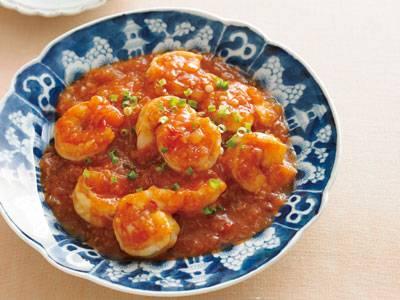 その辛さが癖になる!絶対美味しいエビチリの人気レシピ特集!のサムネイル画像