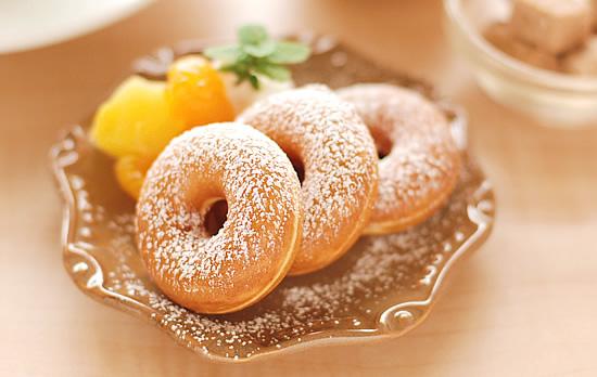 ヘルシーでふんわりした美味しさ!焼きドーナツのレシピまとめのサムネイル画像