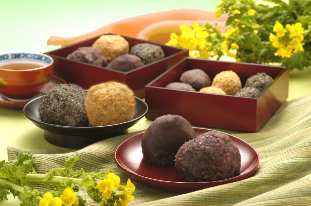 今日はほっこり和菓子の気分・お茶うけにぴったりのおはぎレシピ5選のサムネイル画像