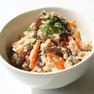 モリモリ食べて腸のお掃除!食物繊維たっぷりの卯の花レシピ5選のサムネイル画像