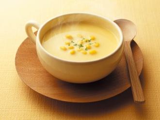 朝食におすすめ!子供も喜ぶおいしいコーンスープの作り方5選のサムネイル画像