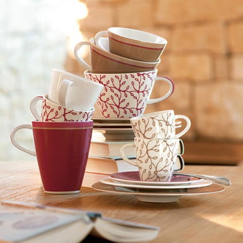 コーヒーの味も変わっちゃう?いま人気のマグカップのブランド5選のサムネイル画像