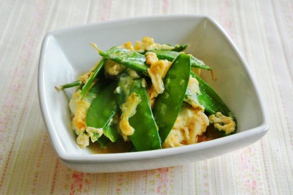 甘くて柔らかい!彩り鮮やかな野菜・絹さやを使った美味しいレシピ集のサムネイル画像