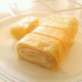 工夫次第でいろいろなバリエーションが出来る!玉子焼きレシピのサムネイル画像
