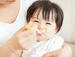 栄養たっぷり、おいしいレシピで赤ちゃんからの食育、幼児食。のサムネイル画像