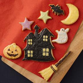 ハロウィンがもっと盛り上がる!かわいくておいしいクッキーのレシピのサムネイル画像