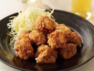 ジューシーな鶏のから揚げのレシピ集。今日はどの部位にしますか?のサムネイル画像