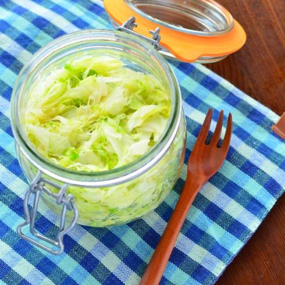 キャベツが止まらない!リピート決定のキャベツの常備菜レシピ集のサムネイル画像