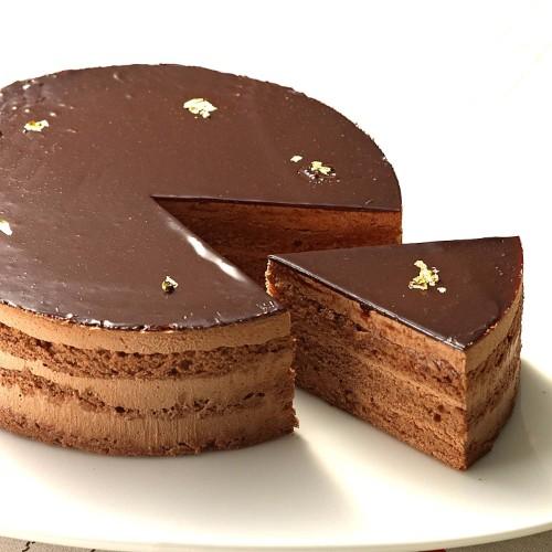 やっぱり冬が似合う!やみつきチョコケーキの簡単レシピ5選紹介のサムネイル画像