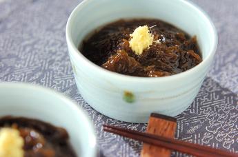 酢の物だけじゃない!もりもり食べられる、もずくレシピ5選!のサムネイル画像