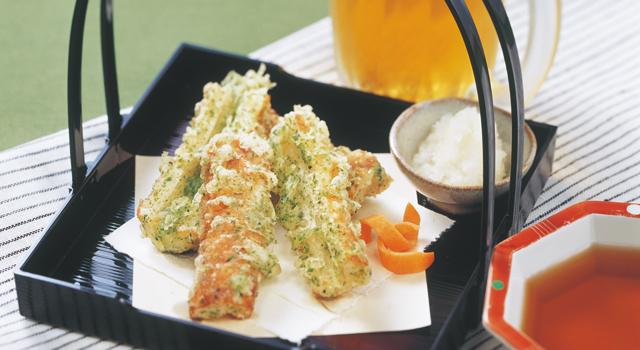 とにかく簡単に作れる!おすすめのちくわ天ぷらレシピを紹介のサムネイル画像