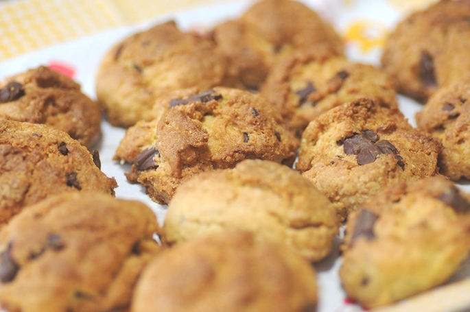 アーモンドプードルでサックサク♥のクッキーを作ろう!人気レシピのサムネイル画像