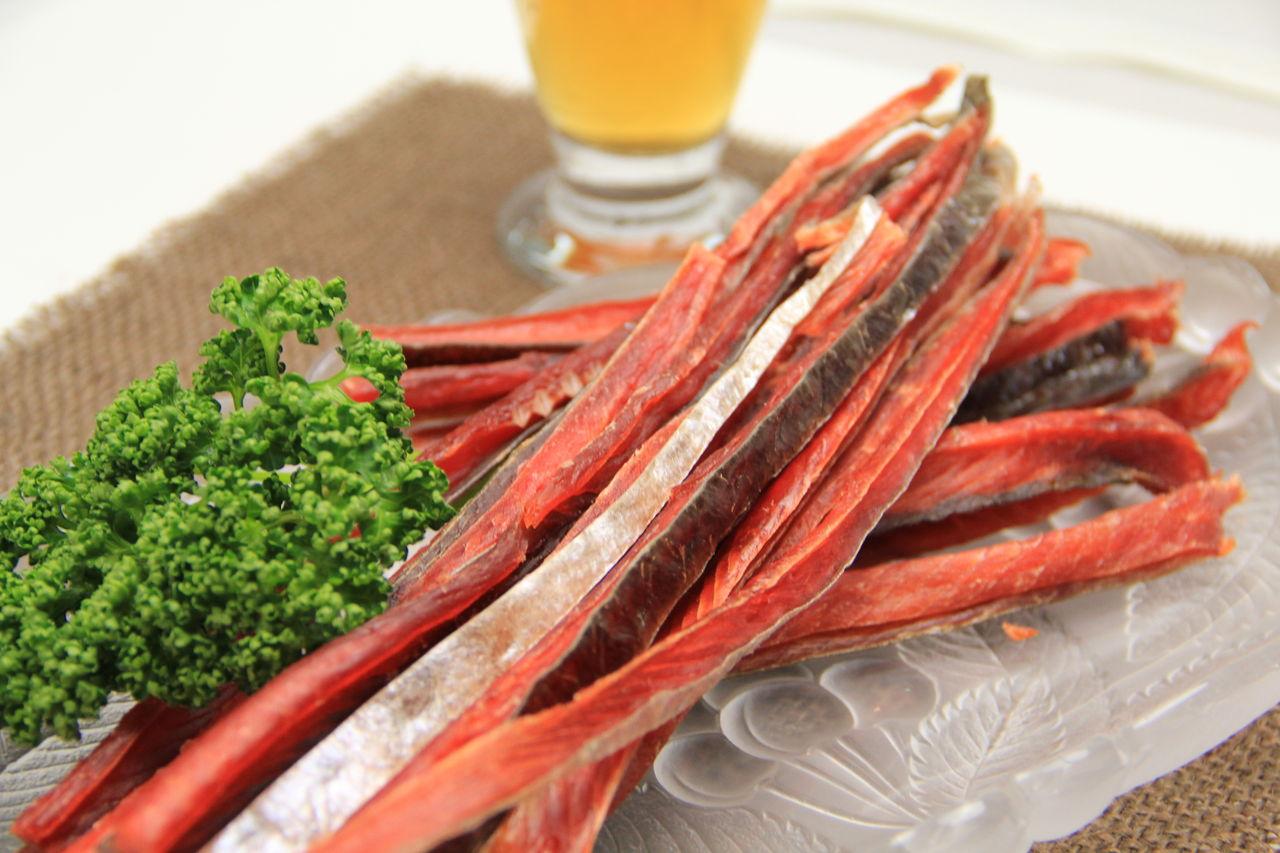 こんな食べ方あったんだ!鮭とばを使ったアイディアレシピ5選♪のサムネイル画像