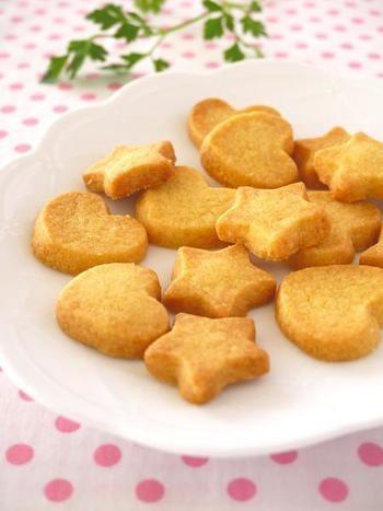 ホットケーキミックスを使って簡単クッキー!おすすめレシピ10選のサムネイル画像